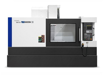 Hyundai WIA,  vertical machining centers, the F650VM